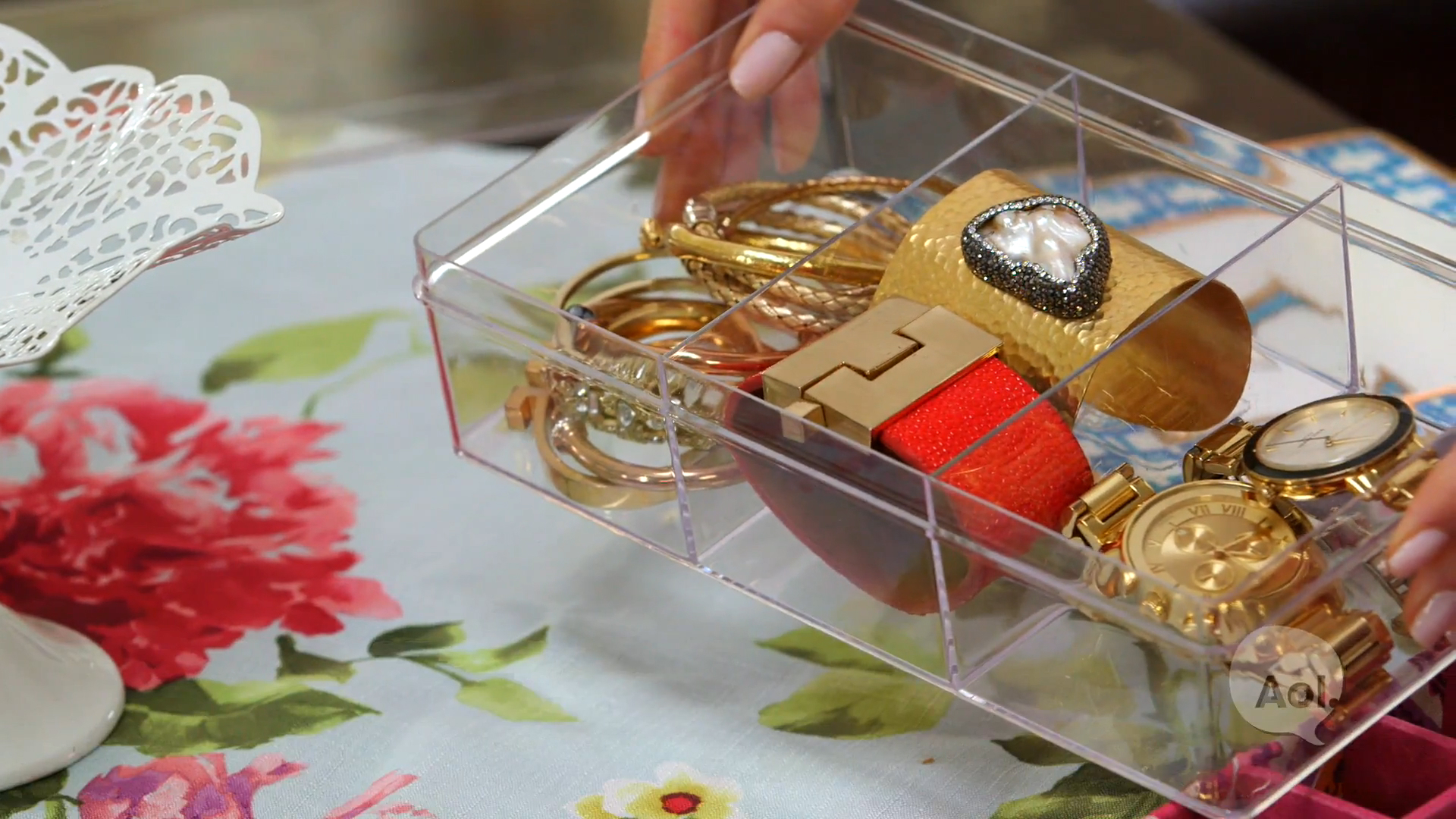 Fashion Fix: Organize Your Jewelry