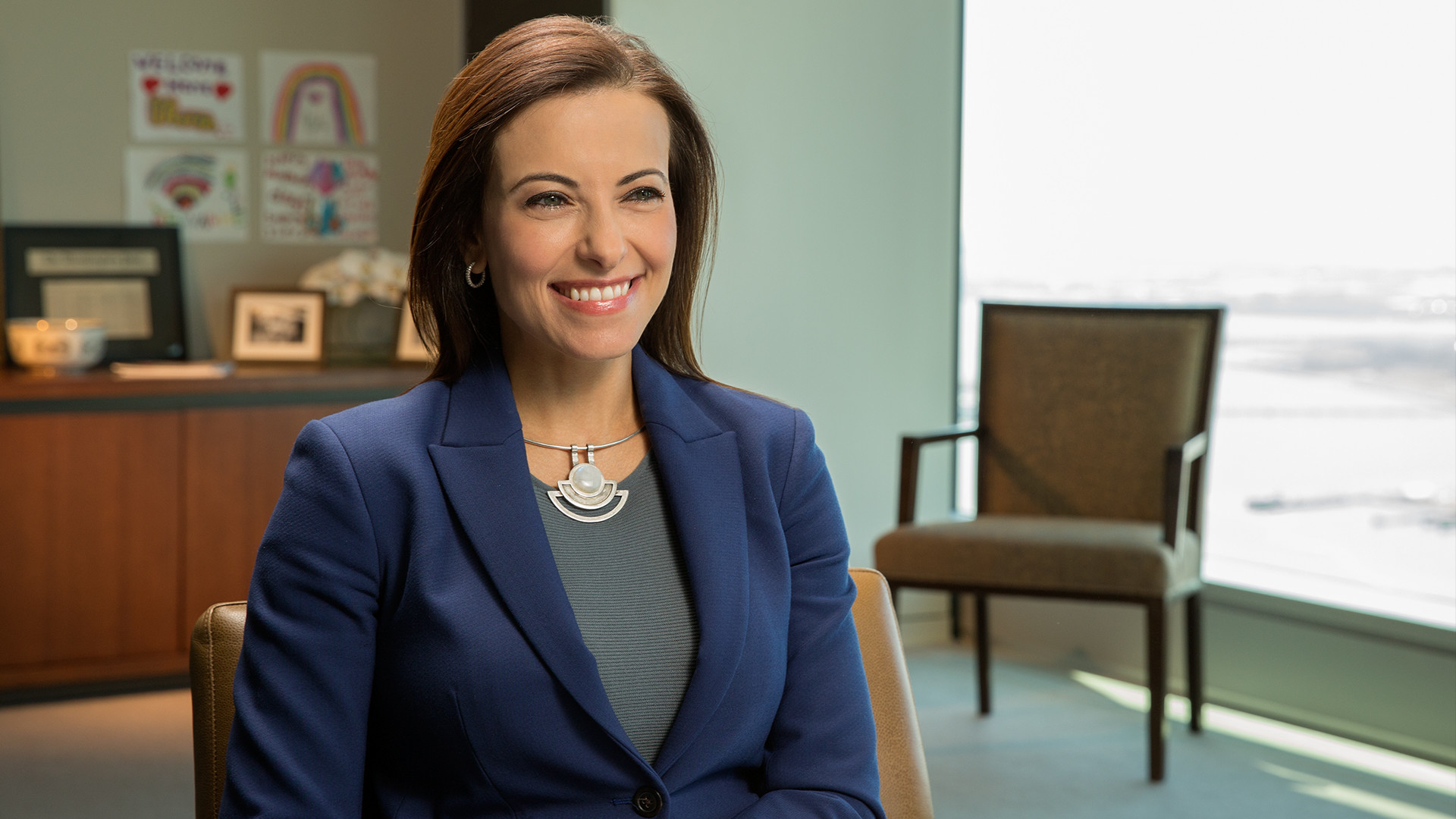 How to Become a Leader with Goldman Sachs's Dina Powell