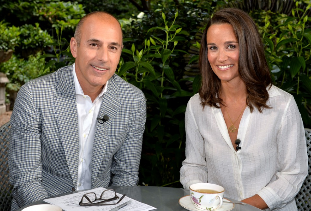 Best Moments from Pippa Middleton's 'Today' Interview