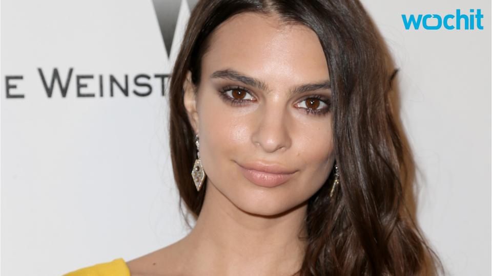 Emily Ratajkowski Goes Nude in New Instagram Photo