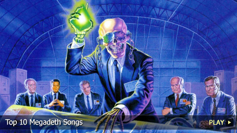 Top 10 Megadeth Songs