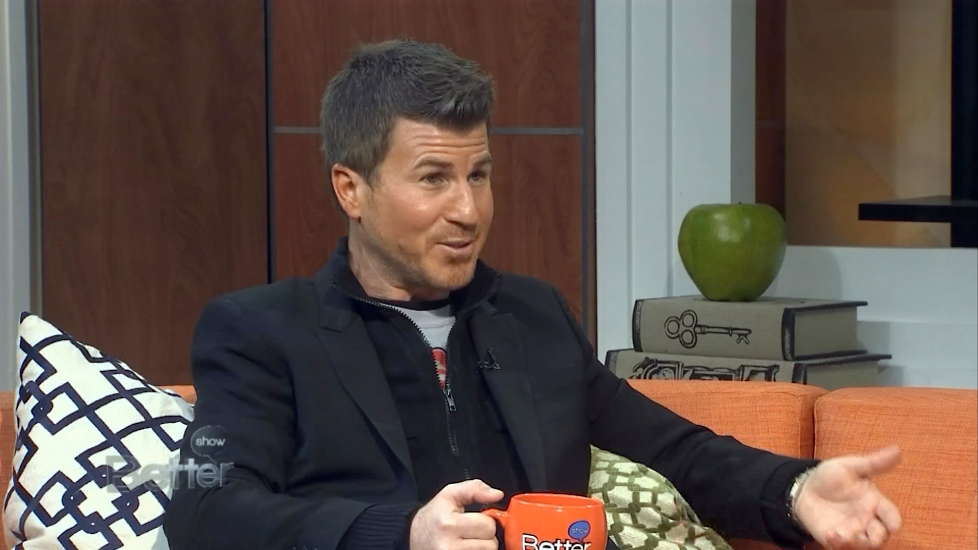 Jason Hervey Talks About His Transitions from Child Actor to Exec Producer