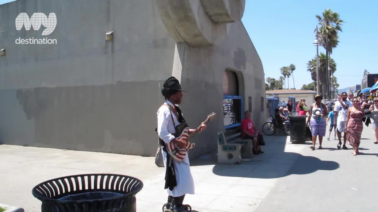 A Scenic Guide to Venice Beach, California