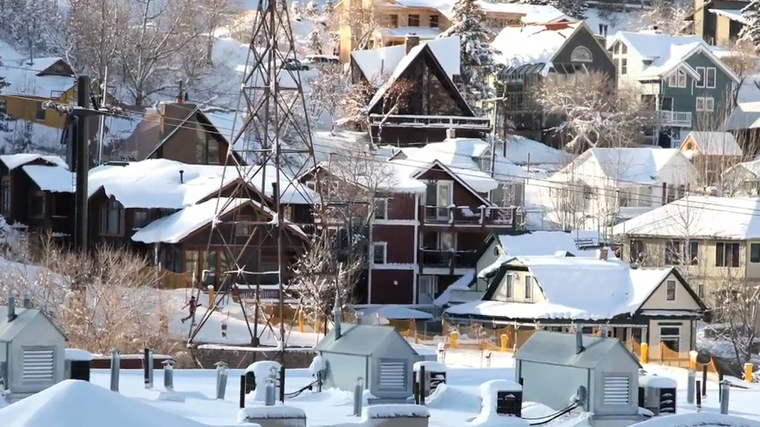 Luxury Properties in Park City
