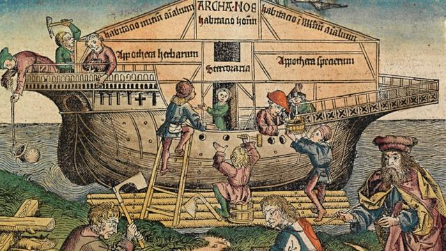 Scientists Say Noah's Ark Was Capable of Floating