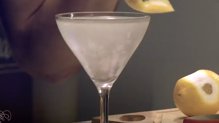 James Bond's Vesper Martini Cocktail Recipe