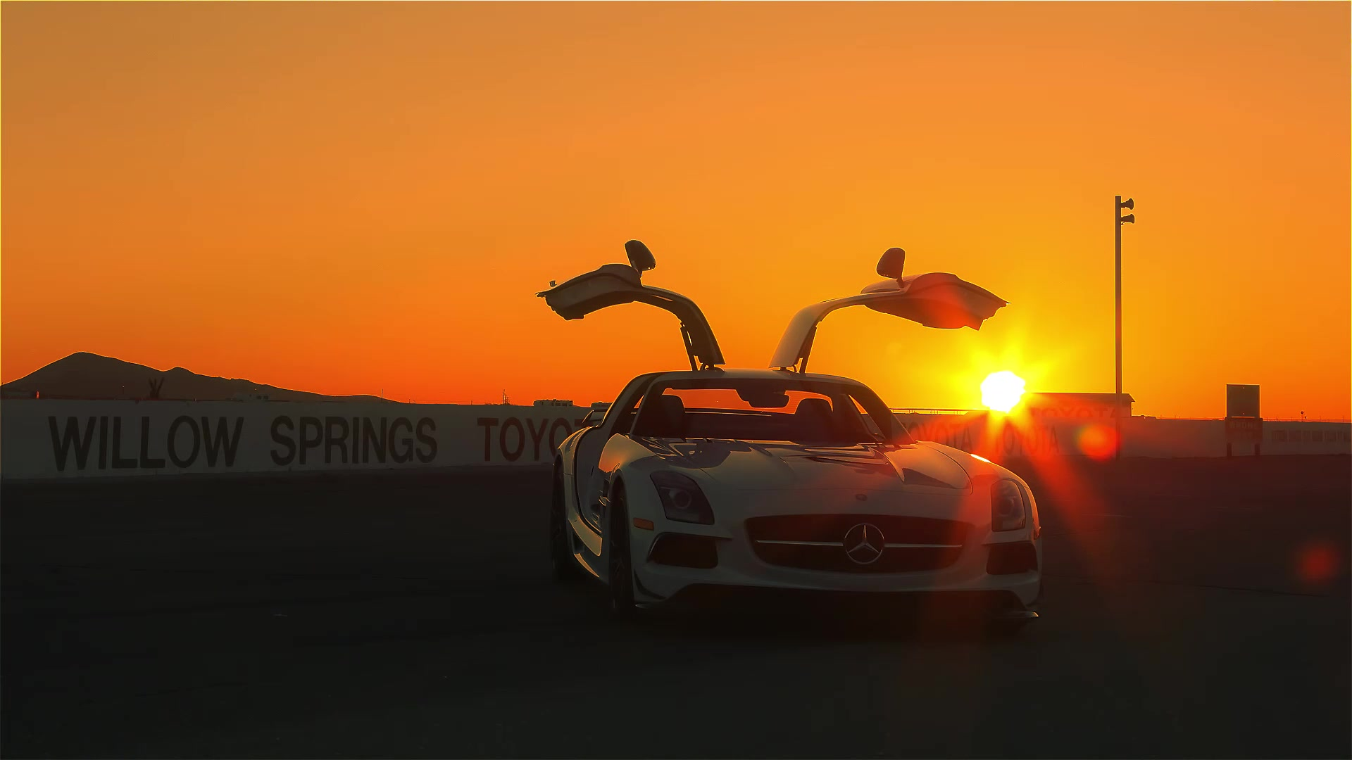 Track Test: 2014 Mercedes-Benz SLS AMG Black Series