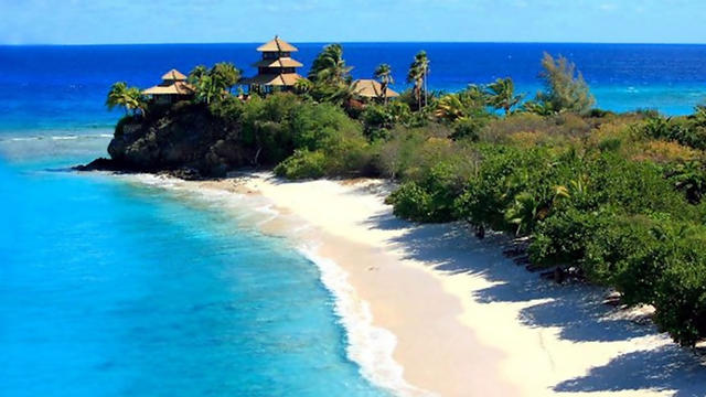Richard Branson Rebuilds $60,000 Per Night Island Getaway