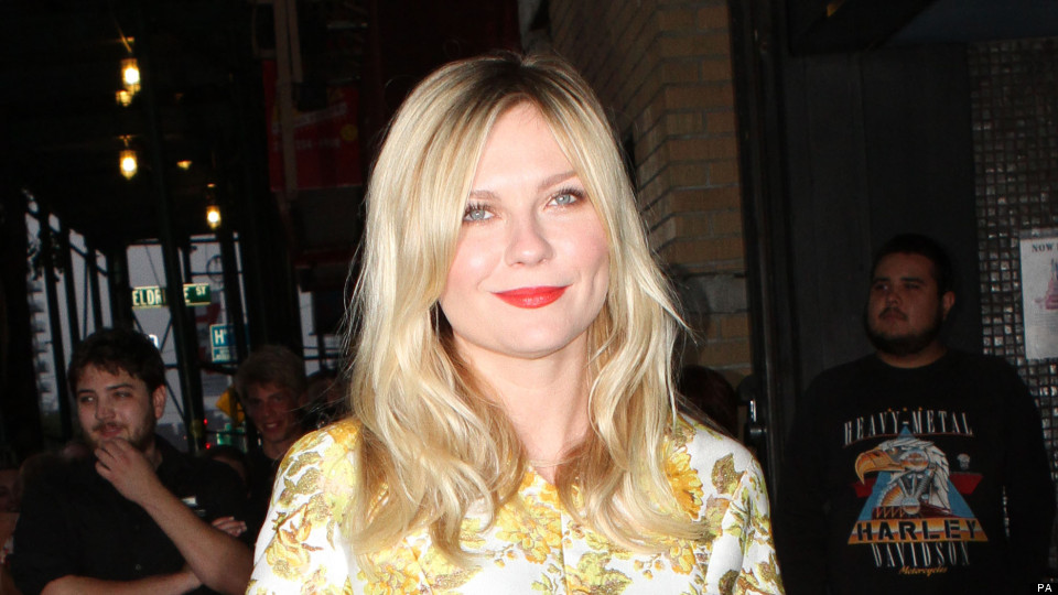 Kirsten Dunst Says Kissing Brad Pitt Was Disgusting