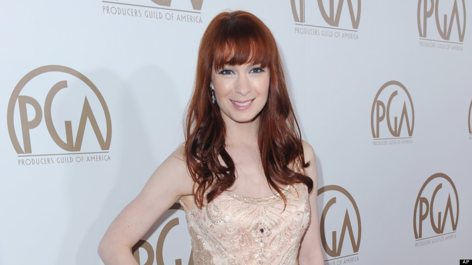 Felicia Day On Shortys