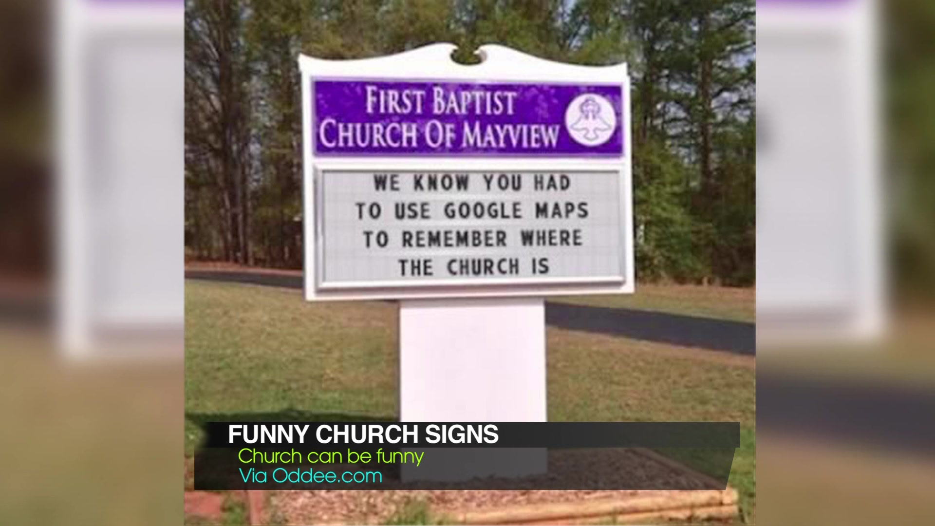 Hilarious Church Signs