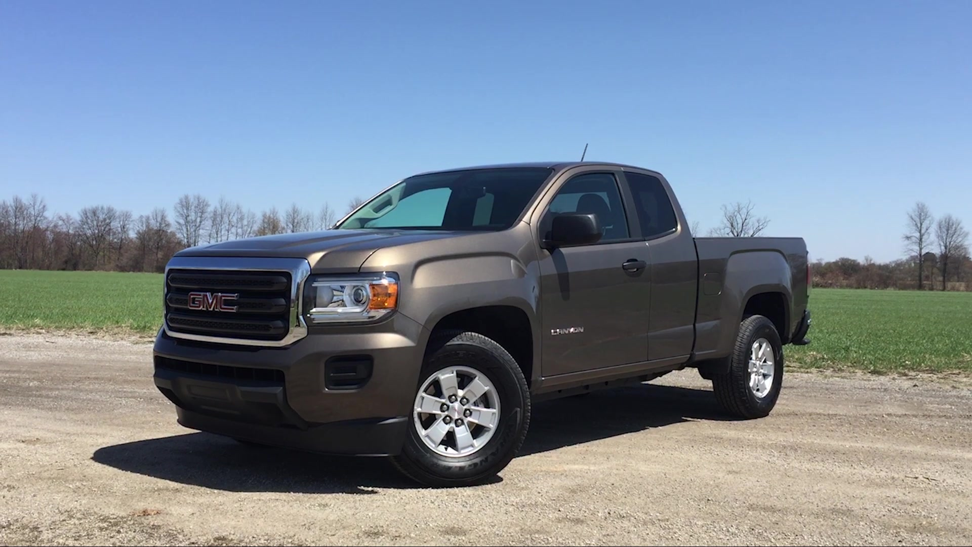 2017 gmc canyon steals cadillac 39 s v6 for a little more power autoblog. Black Bedroom Furniture Sets. Home Design Ideas