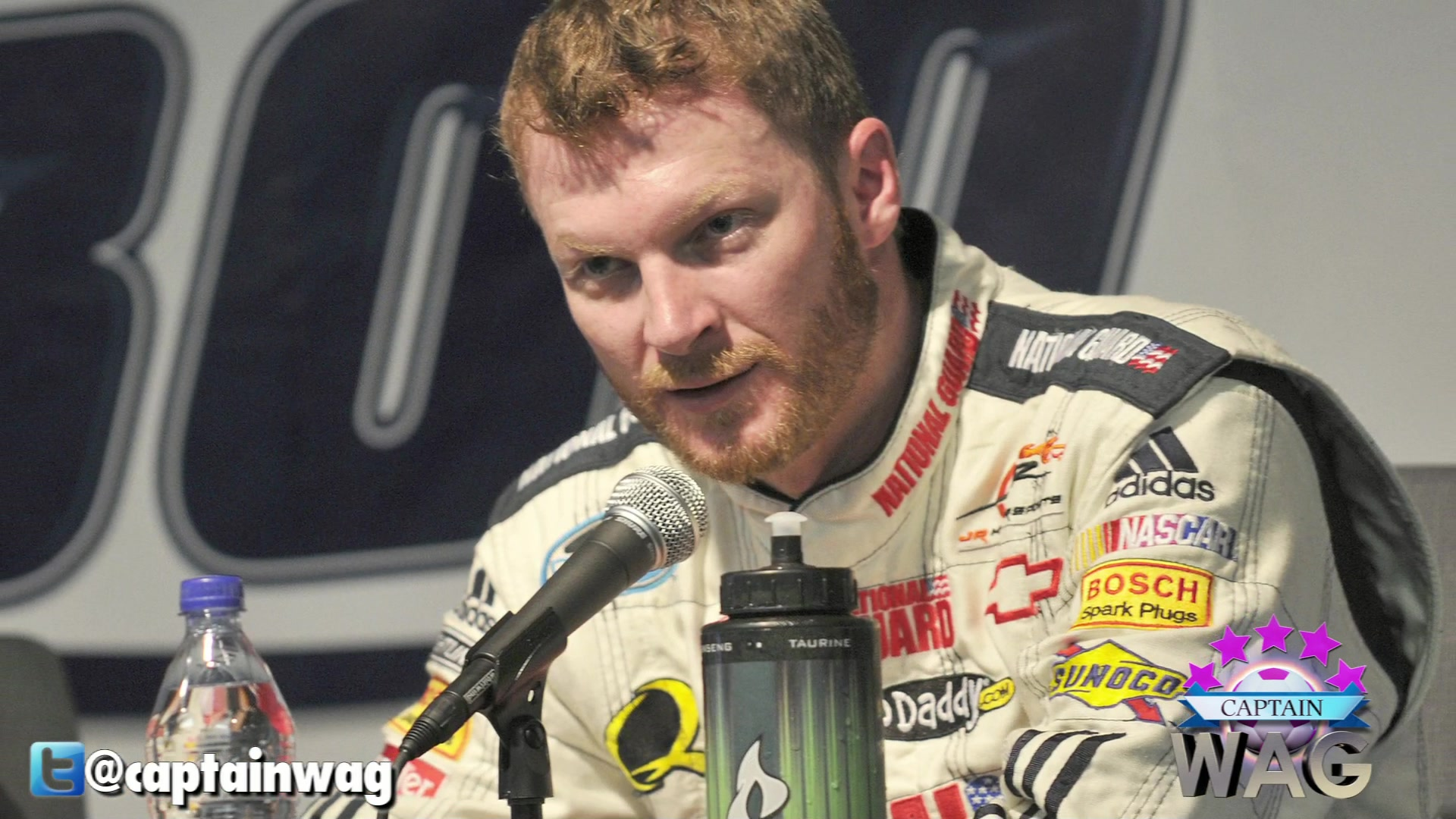 Dale Earnhardt Jr. Out 2 Races After Suffering A Concussion