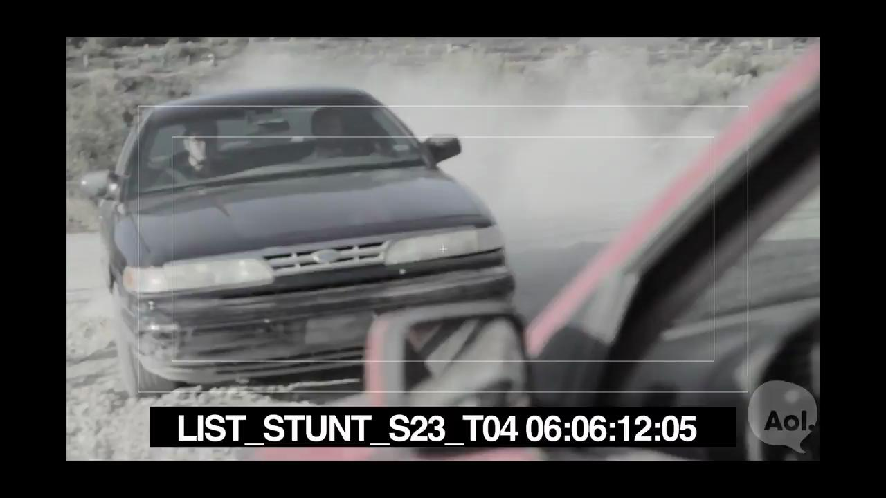 The List #0180: Work As a Professional Stunt Driver