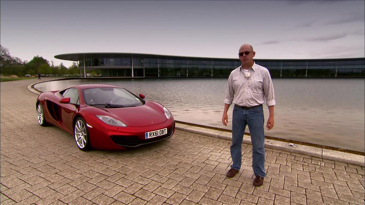 Autoblog Short Cuts: McLaren MP4-12C London-to-Monaco Day 1