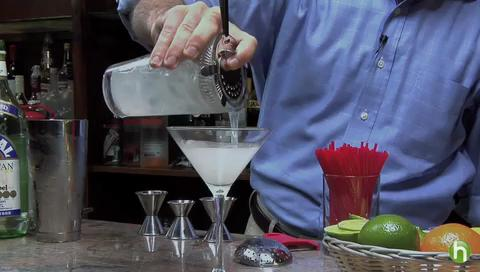 How to Make a Perfect Daiquiri
