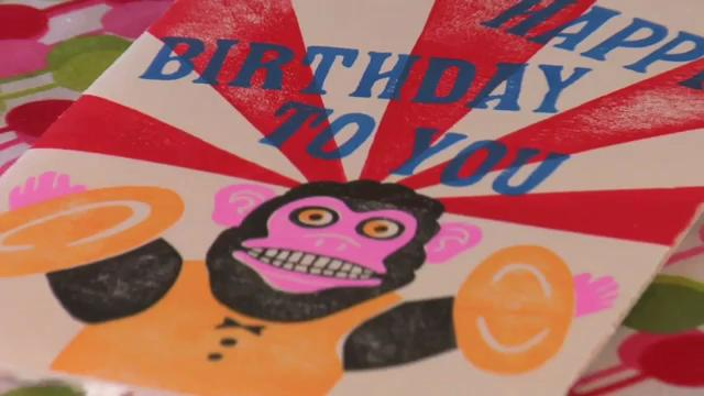 Creative Birthday Card Styles