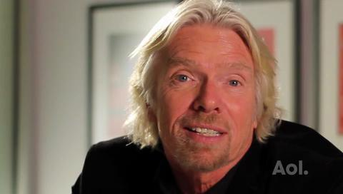 You've Got Richard Branson's Tips for Entrepreneurs