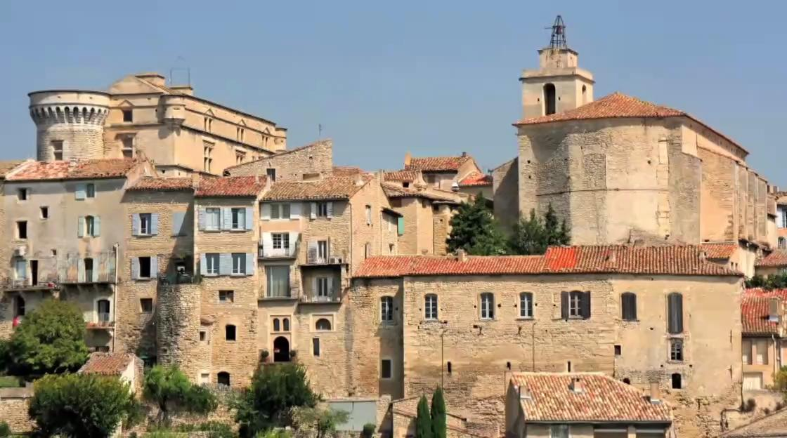 Visit the Gordes Village in France