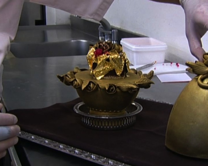 World's Most Expensive Chocolate Pudding