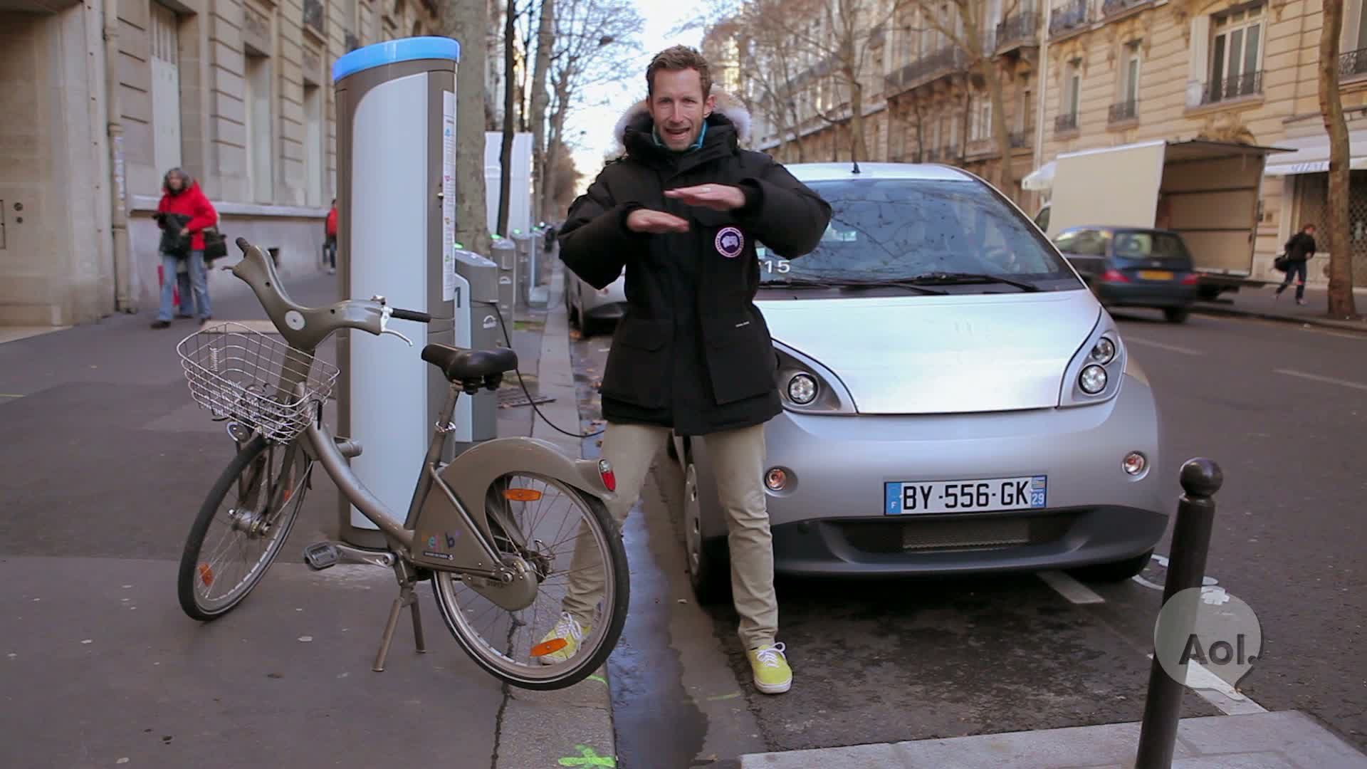 TRANSLOGIC 96: Paris Vélib' Bike-Sharing And Autolib' EV-Sharing Programs