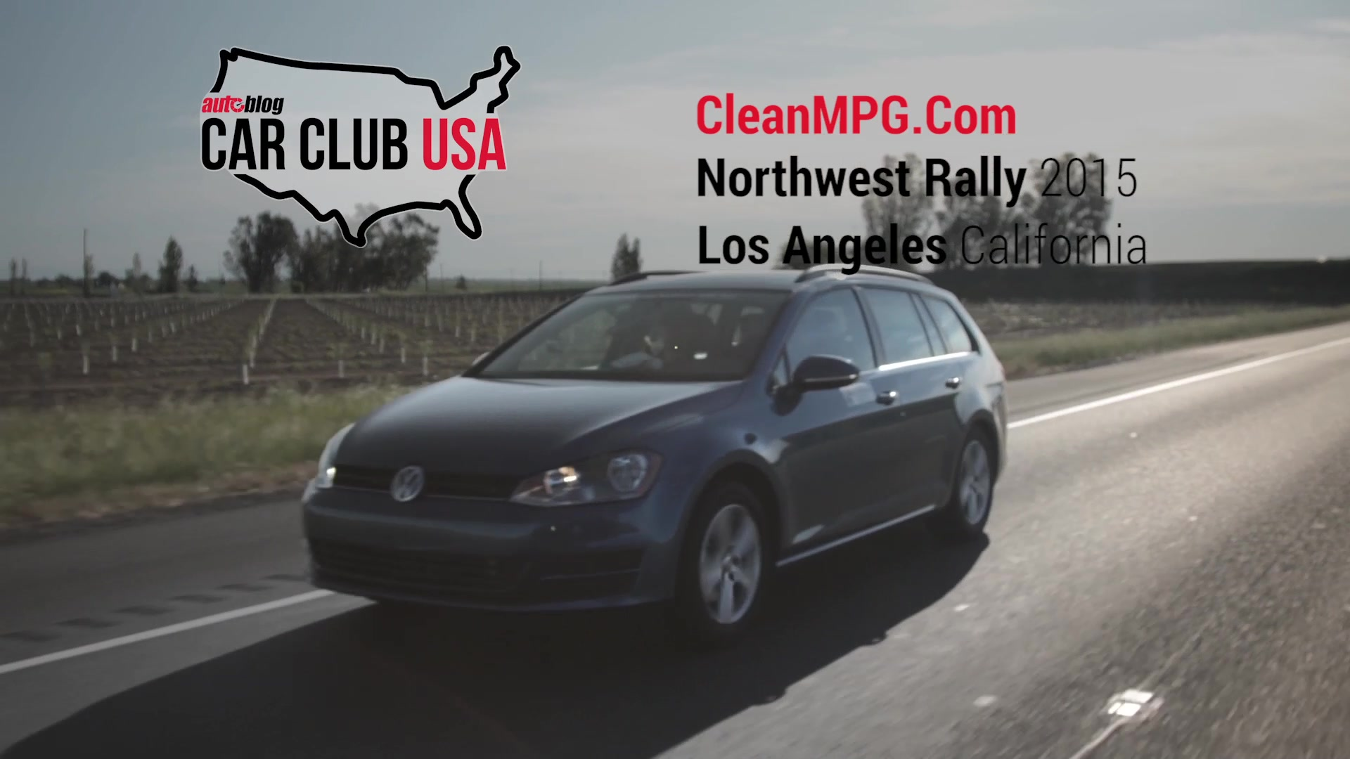 CleanMPG Northwest Rally | Los Angeles, CA | Car Club USA
