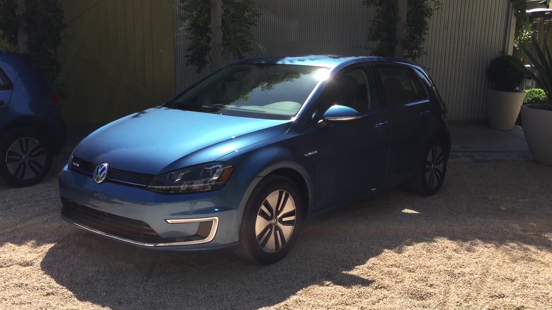 Carbon Neutral Volkswagen E-Golf Via Emission Offset Credits