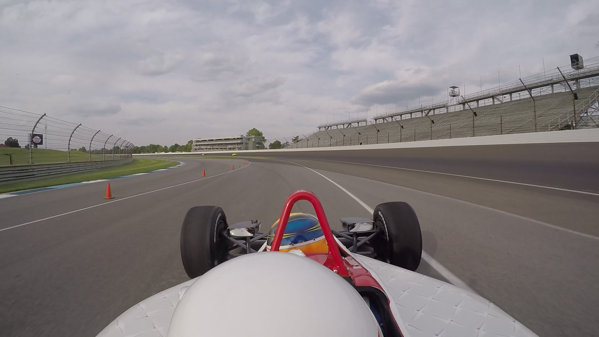Honda Indy Two-Seater at Indianapolis Motor Speedway | Autoblog Short Cuts