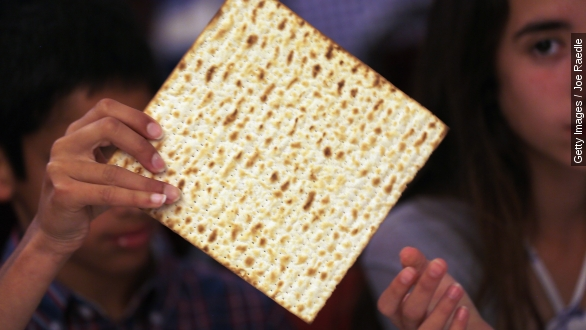 Pricey Passover: Why Matzah Is So Expensive