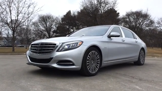 2016 Mercedes-Maybach S600 | Daily Driver