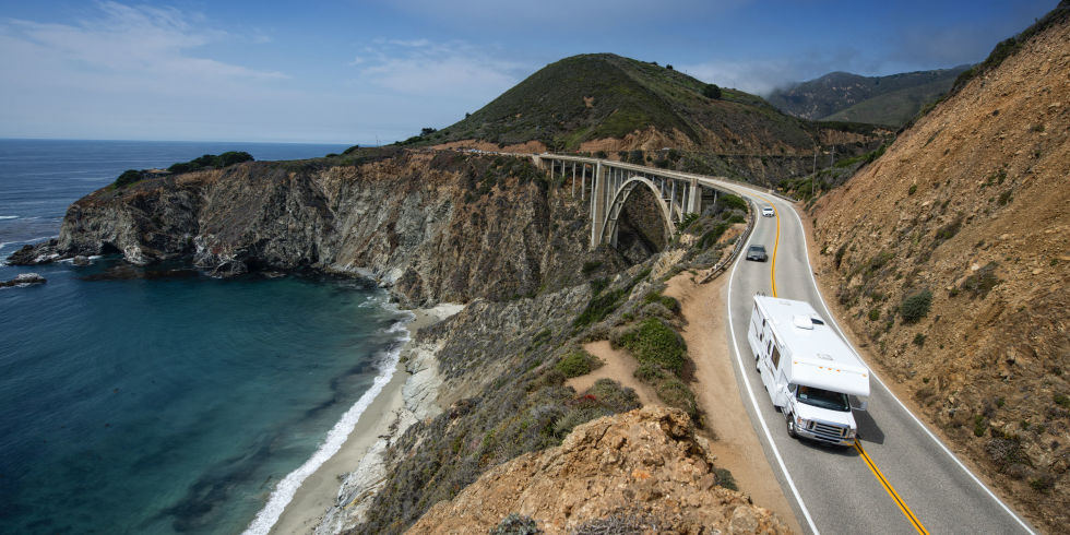 10 Most Essential American Road Trips