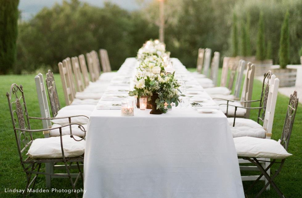 6 Wedding Reception Tips