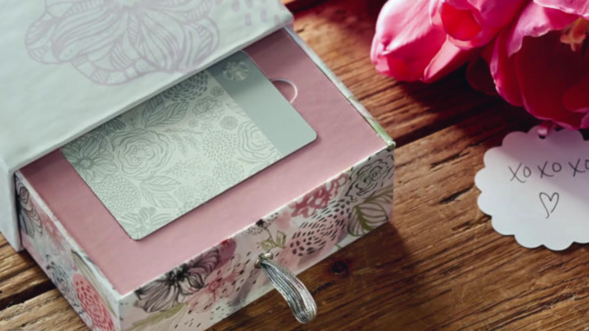 Starbucks Selling $50 Mother's Day Gift-Card for $200