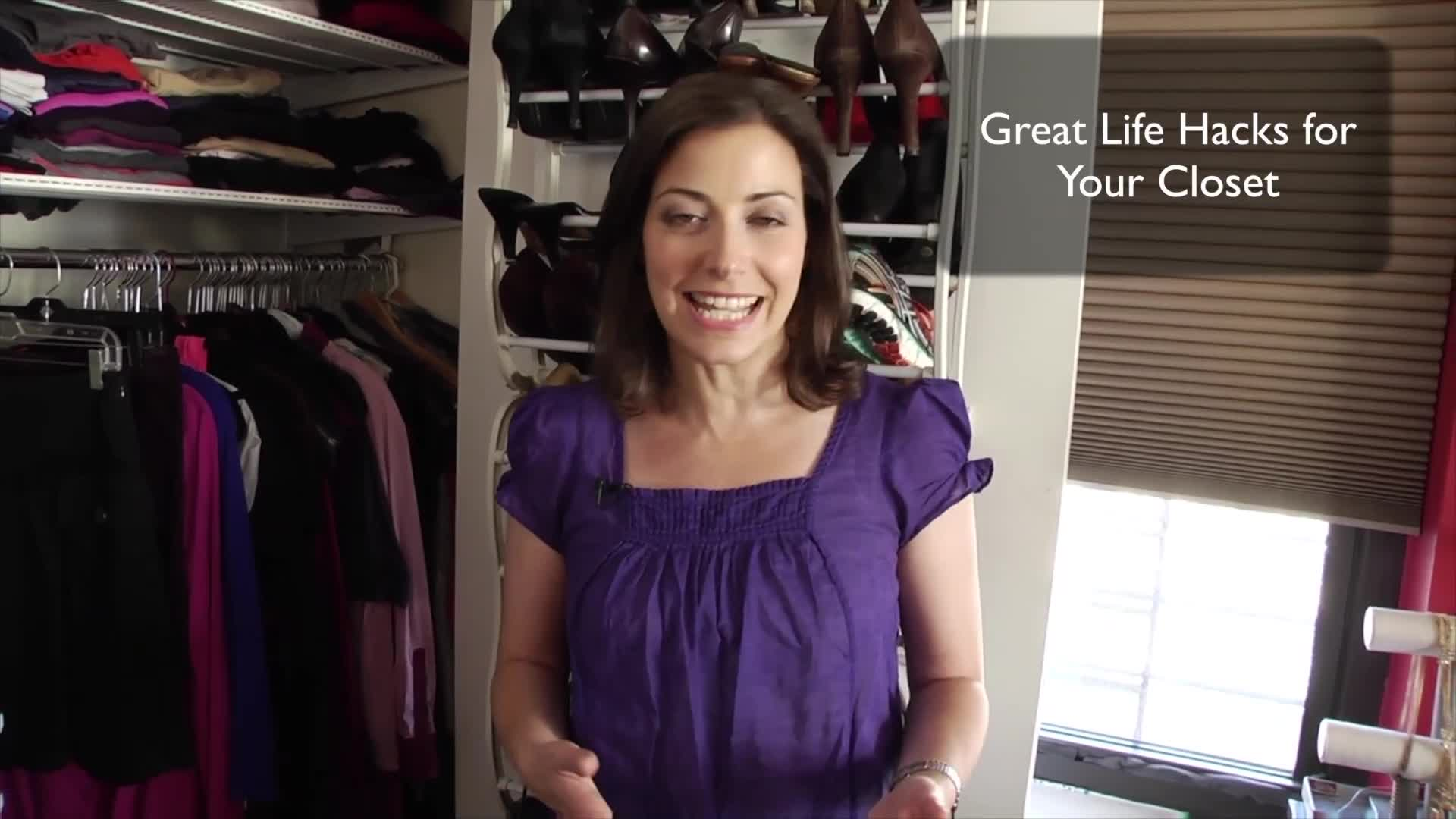3 Simple Ways to Maximize Your Closet Space