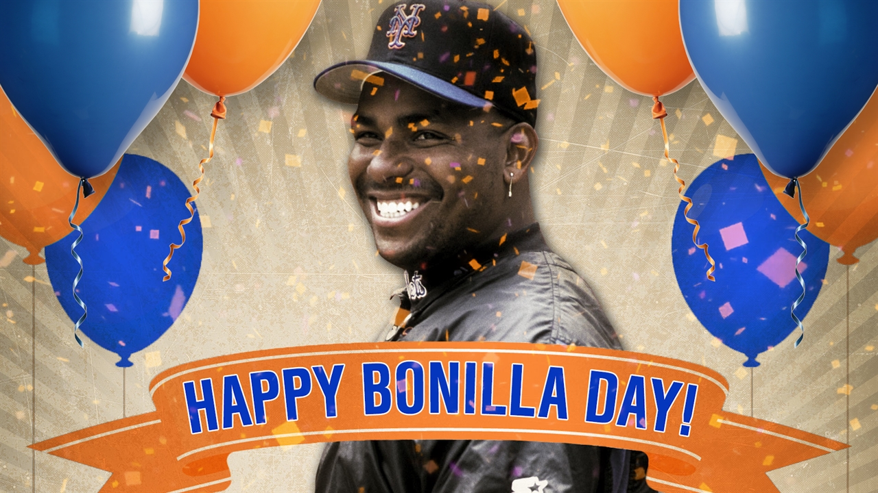 Hey Mets Fans: Happy Bobby Bonilla Day!