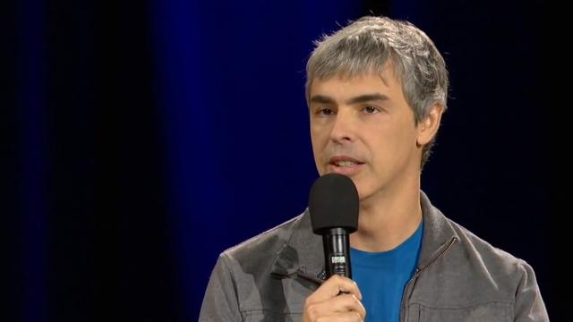 Survey: Google's Larry Page Is America's Highest-Rated CEO