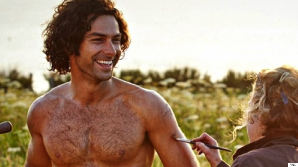 'Poldark' Star Aidan Turner Didn't Expect His Show To Be Such A Massive Hit