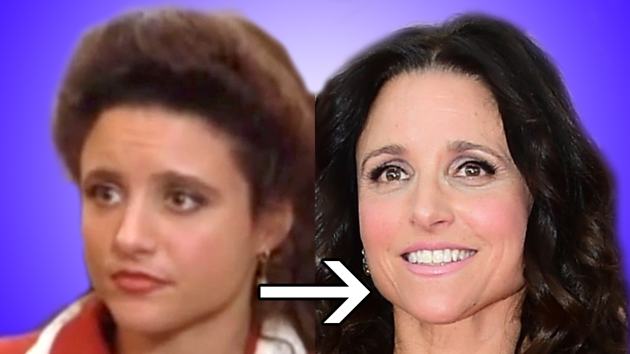 The Cast of Seinfeld: Then Vs. Now