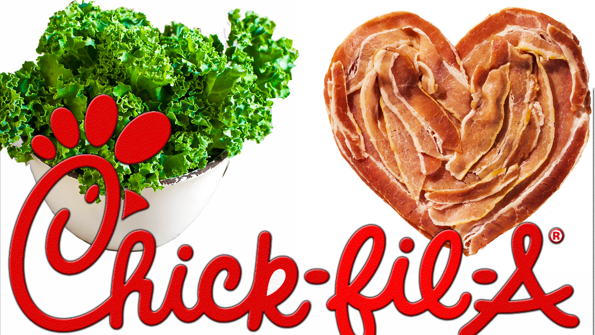 Chick-Fil-A Sets Hipster Trap With New Kale and Bacon Menu Items
