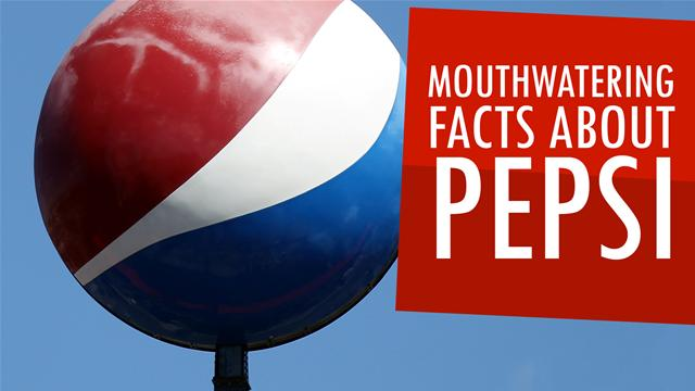 Mouthwatering Facts About Pepsi