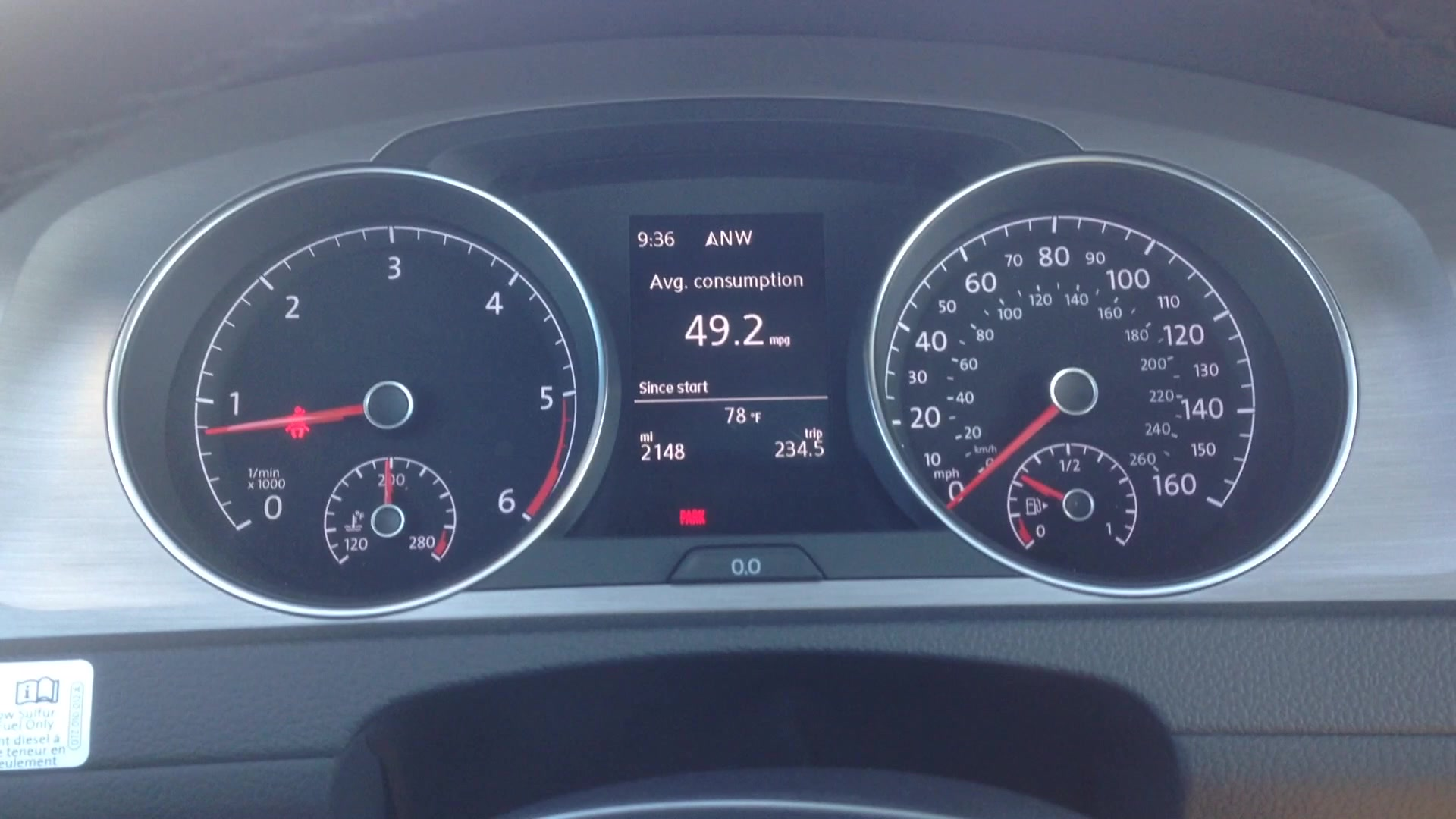 2015 Volkswagen Golf TDI Real World Fuel Economy | Autoblog Short Cuts