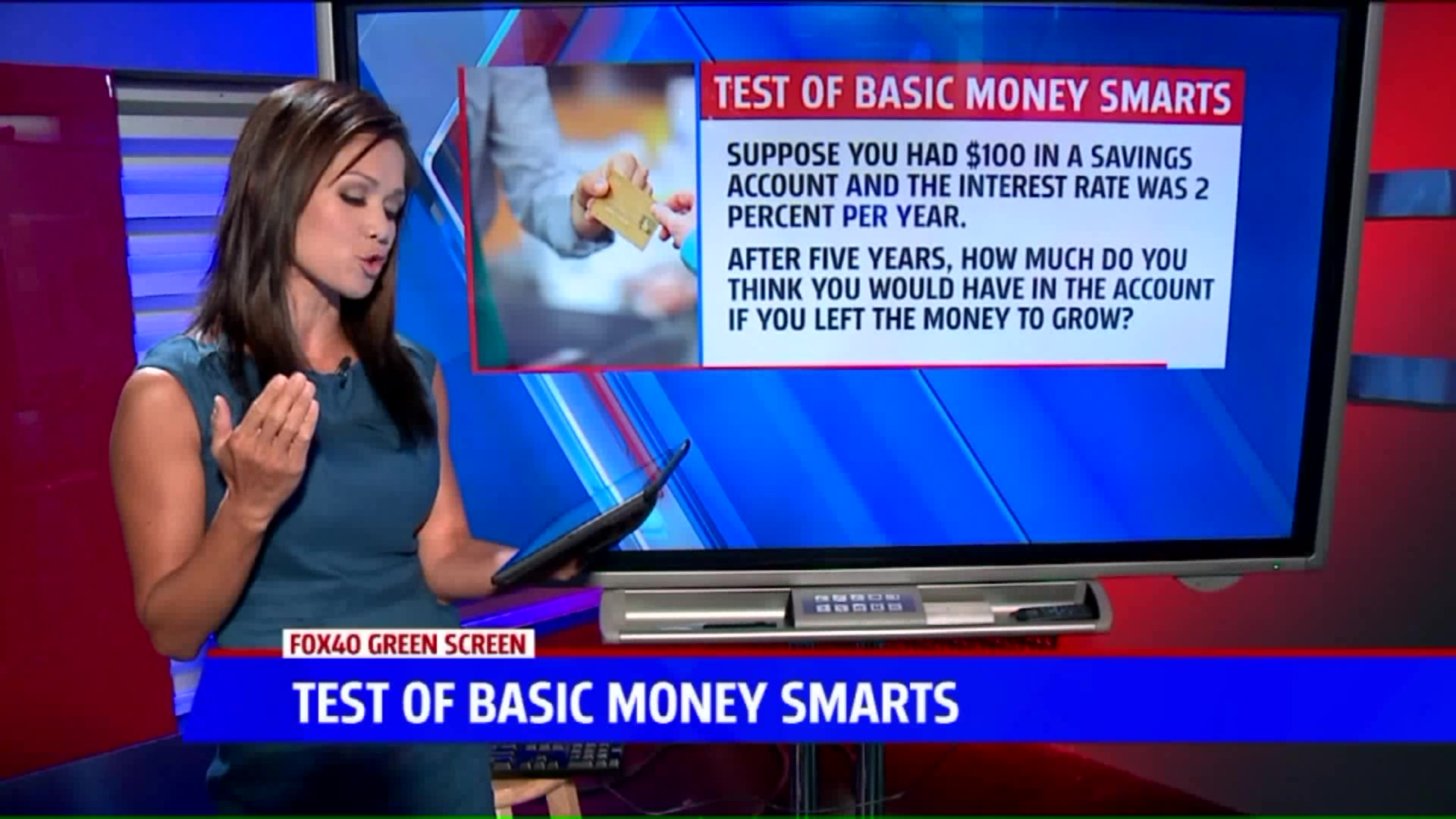 Can You Pass a Basic Money Test?