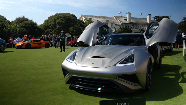 2015 Pebble Beach Concept Lawn | Autoblog