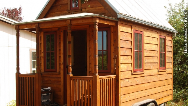 Go Small and Go Home: Tiny Houses a Growing Trend