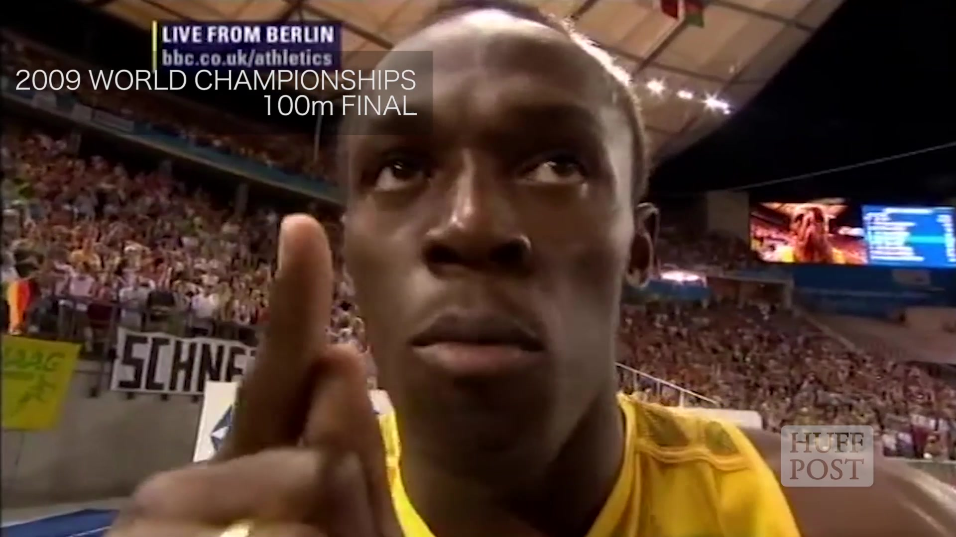 Usain Bolt - The Most Entertaining Athlete To Watch