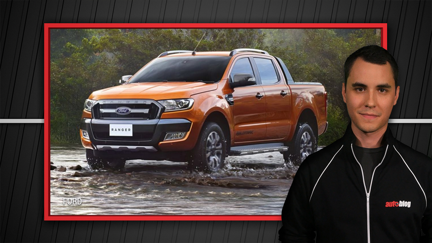 Ford Ranger May Return to US | Autoblog Minute