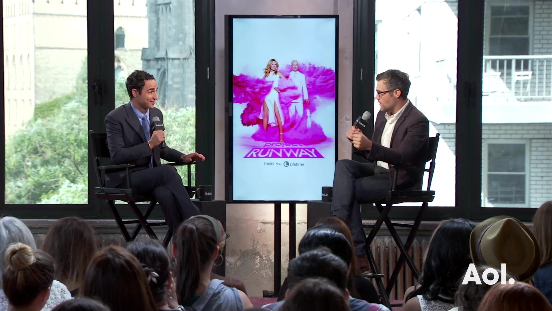 "Zac Posen Discusses ""Project Runway"" Season 13"
