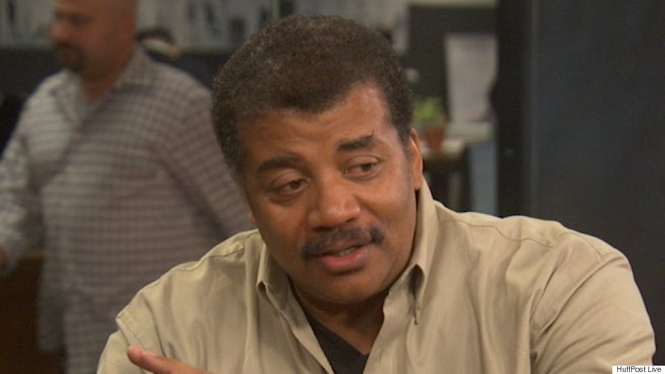 Neil DeGrasse Tyson On The Most 'Morbidly Funny' Thing About The Universe