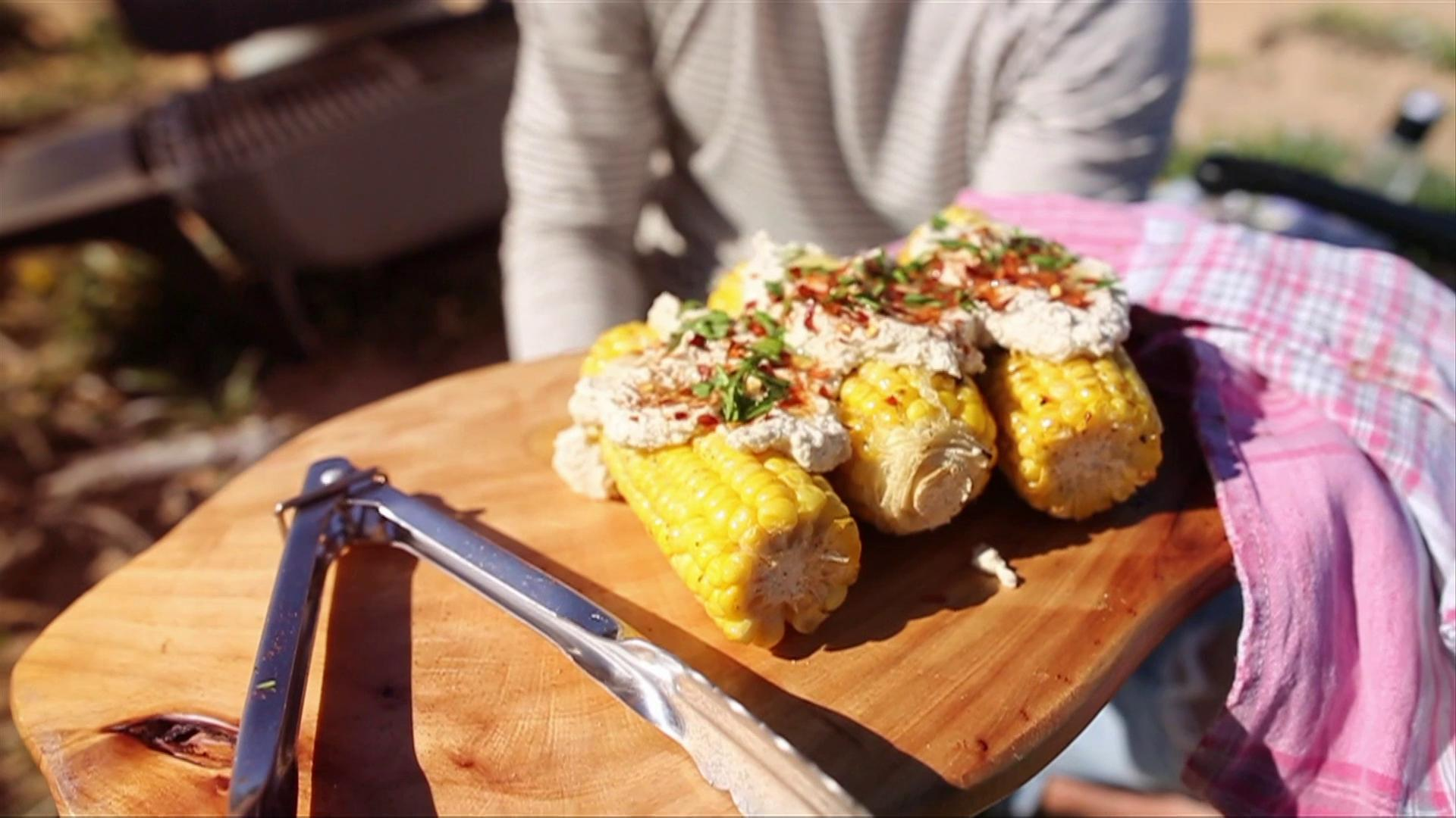 Delicious and Quick Grilled Corn Recipe