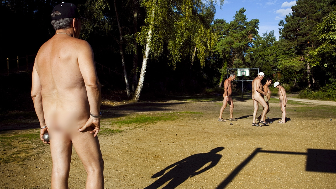 What's Life Really Like in a French Nudist Colony?